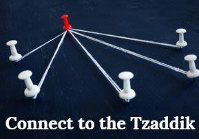 Tetzaveh: Connect to the Tzaddik