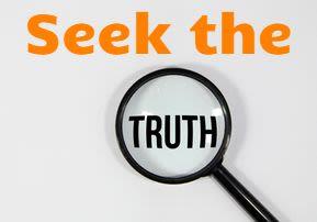 Tetzaveh - Seek the Truth