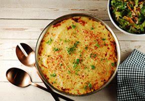 Potato and Cauliflower Casserole