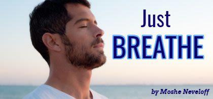 Pekudei: Just Breathe
