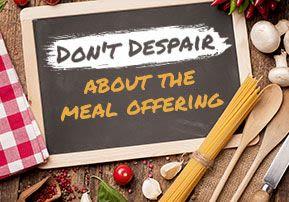Vayikra: Don't Despair
