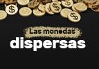 Las monedas dispersas