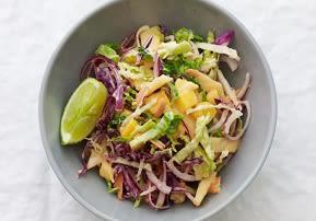 Tropical Slaw Salad