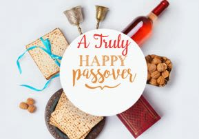 A Truly Happy Passover