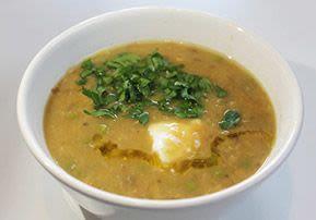 Lentil and Pea Soup