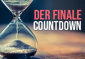 Der finale Countdown