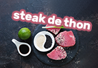 Steak de thon