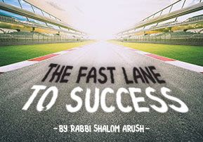 The Fast Lane to Success
