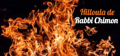 Hilloula de Rabbi Chimon Bar Yo'hai