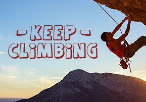 Bamidbar: Keep Climbing