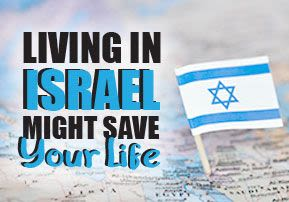 Living in Israel Might Save Your Life