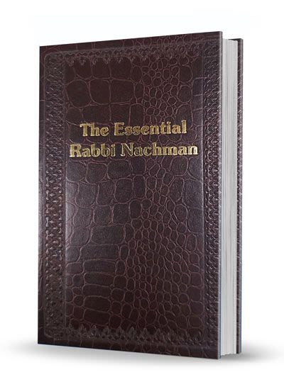 The Essential Rabbi Nachman