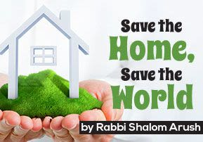 Save the Home, Save the World