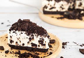 Mini Oreo No-Bake Cheesecake