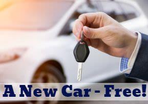 A New Car - Free!
