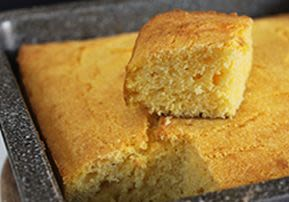 """Corn Bread - The """"Cake"""" That Will Make Your Day!"""