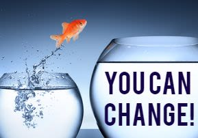 You CAN Change!