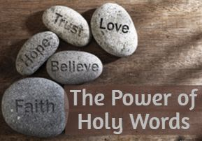 Chukat: The Power of Holy Words