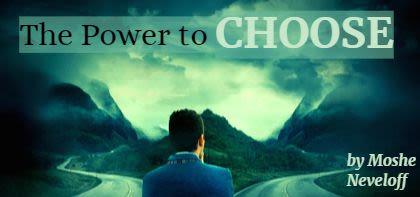 Balak: The Power to Choose