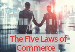 The Five Laws of Commerce