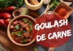 Goulash de carne – Receta Húngara