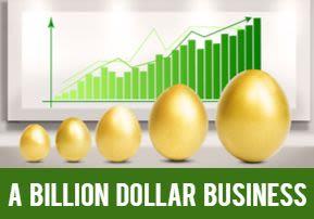 A Billion Dollar Business - A New Light