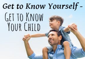 Get to Know Yourself - Get to Know Your Child