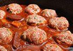 ספיישל ראש השנה: כדורי בשר ברוטב רימונים