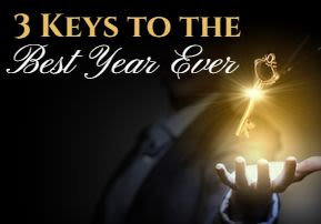 3 Keys to the Best Year Ever