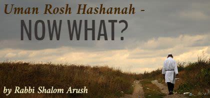 Uman Rosh Hashanah - Now What?