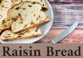 Raisin Bread in the Bread Machine
