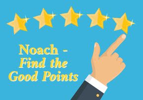 Noah – Find the Good Points