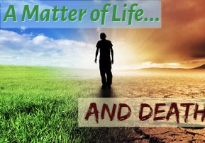 A Matter of Life and Death - A New Light