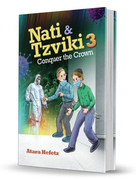 Nati & Tzviki 3 - Conquer the Crown