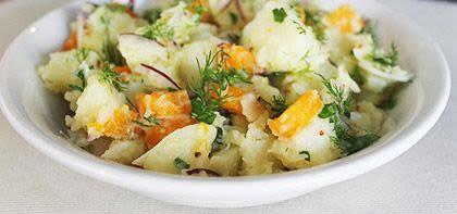 סלט תפוחי אדמה קליל