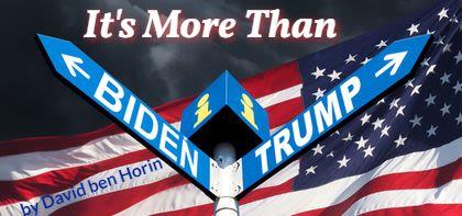 It's More than Trump vs Biden