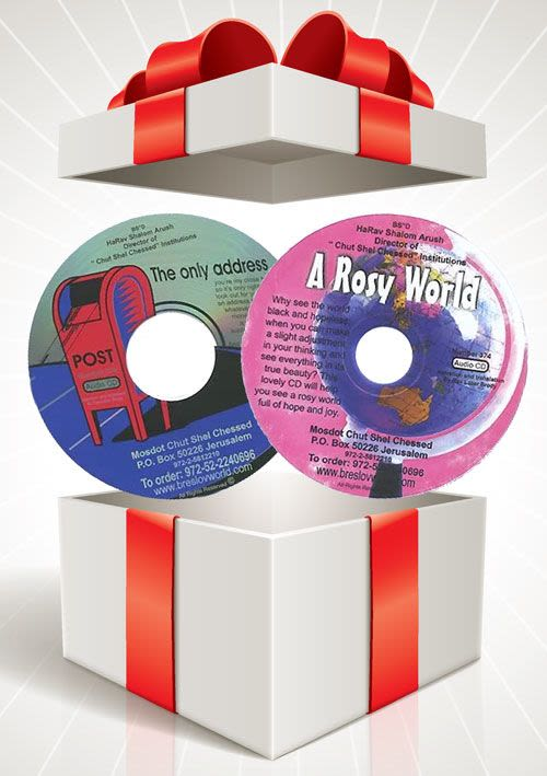 A set of discs -at a special price for newsletter subscribers