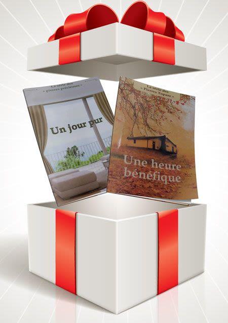 Un ensemble de livrets -à un prix spécial pour les abonnés à la newsletter