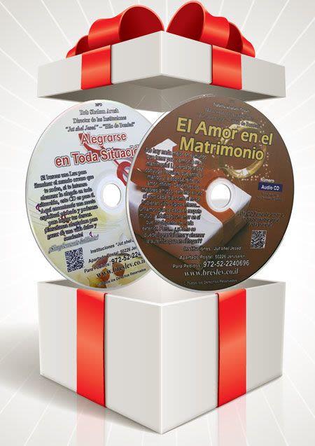 """Set de CDs """"Inspiración"""" - Regalo de Suscripción a la revista semanal!"""