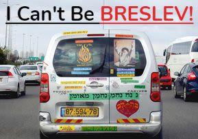 I Can't Be BRESLEV!