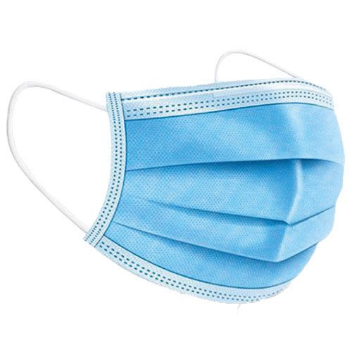 Surgical masks - Triple-Ply, Light Blue Color