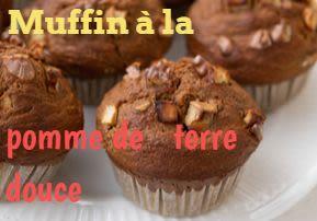 Muffin de pomme de terre