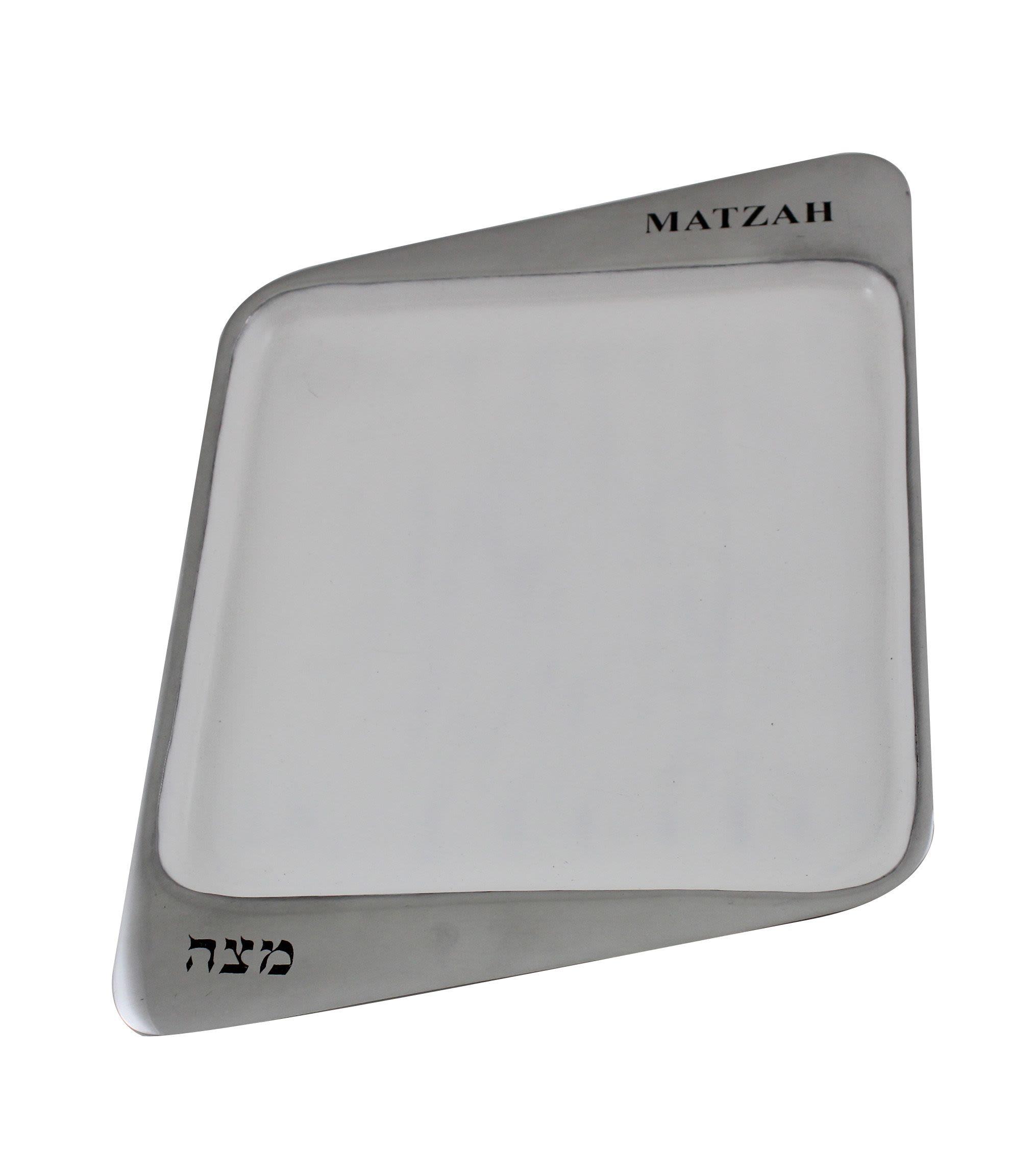 Porcelain Matzah Tray