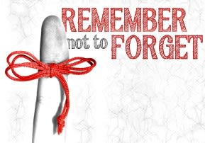 Parshat Zachor: Remember Not to Forget!