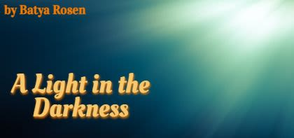 A Light in the Darkness–Spiritual Weapons, Part 7