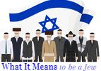 What it Means to be a Jew