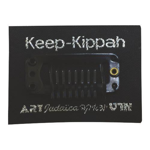 """Comb-clip for Kippah: """"Keep Kippah"""""""