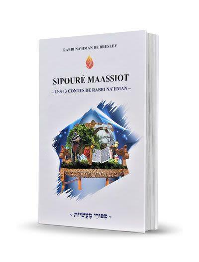 SIPPOURE MAASSIOT-Les contes de Rabbi Nahman