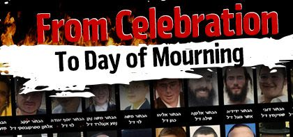 From Celebration… to Day of Mourning