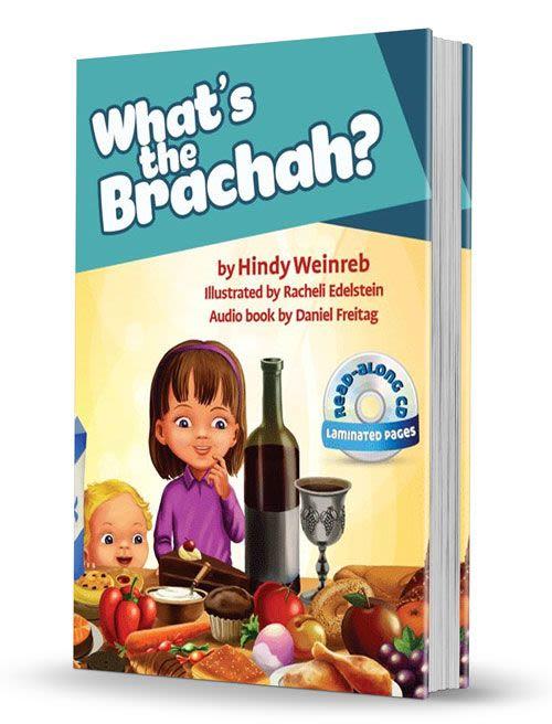 What's the Brachah? [Book + CD]